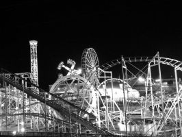 Park at Ocean City, New Jersey by Racergirl0809