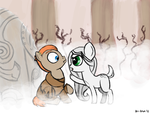 MY Forest by Art-Anon