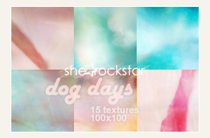15 Icon-sized textures by she-rockstar