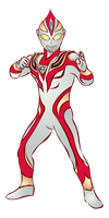 Ultraman DYGA_2012 by RiderB0y