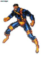 Cyclops Bead Sprite by DrOctoroc
