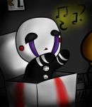 The Puppet-Five nights at freddy's  by Kyle-MrLaurence