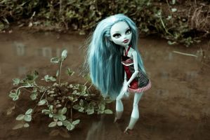Ghoulia Yelps #17 by Kshsha
