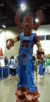 Galactus the Con Eater - Egli by SurfTiki