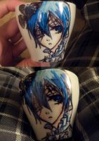 Ciel Coffee cup by MissSebasuchan