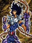 Phoenix Ikki Episode G version by BK-81