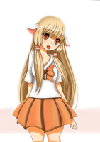 + Chobits: Chii + by ChocoladeVanille