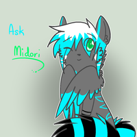 Ask Midori! by Crystal-Caie