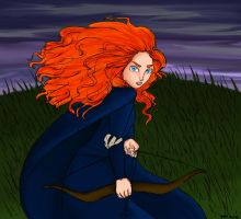Merida by twirkle