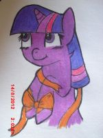 Twilight supports SPIRIT DAY by tinywolf4444