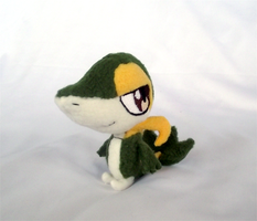 Mini Snivy by xSystem