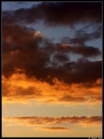 Glow - Clouds VIII by Hiersein