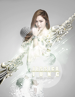 SNSD JESSICA by ExoticGeneration21