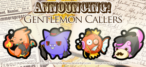 Complete: Gentlmon Callers by MidnightSukioma