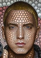 Detail - Eminem by BenHeine
