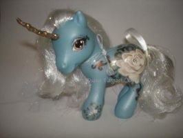 MLP Custom Dreamy Gardenia by BlackAngel-Diana
