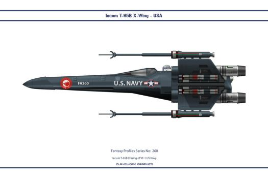 Fantasy 260 X-wing VF-1 by WS-Clave