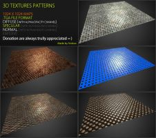 Free textures pack 48 by Nobiax