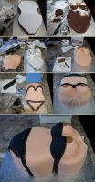 Torso Step-by-step by Verusca