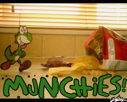 Yoshi and dah Muchies by ZoDy