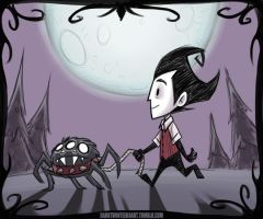 [Don't Starve] Night Walk by ZombiDJ