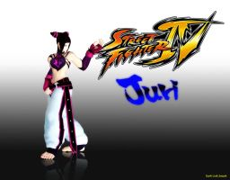 Juri Han by darklinksmash