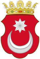 Coat of arms of the Illyrian Republic by TiltschMaster
