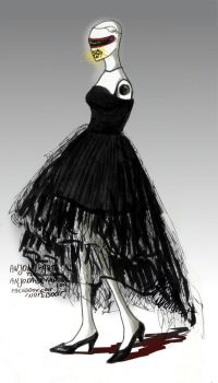 Dress Mannequin by Anjona