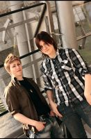 spn - winchester cosplay by XMenouX