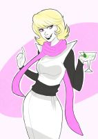 Momma Lalonde by LittleMissDelirious