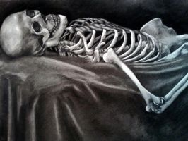 Skeleton (Final) by LouiseBahia