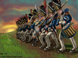 Final March upon Waterloo by CaptJ3