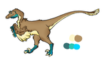 Raptor 1 Auction -closed- by Adopt-Critters