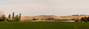 Countryside Panoramic by ShawnHenry