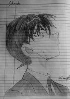 Kudo Shinichi by mystic-pUlse