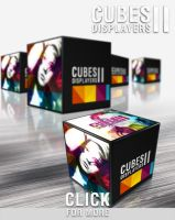 Cubes Displayers II by CarlosViloria