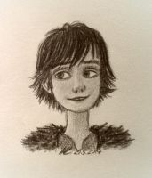 My name is Hiccup by AnMaInKa
