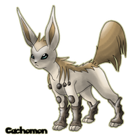 Eeveelution: Petreon by Cachomon