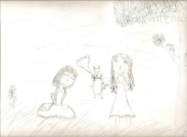 Prim and Rue, THG by lizzy905