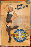 Real Pinups - Happy Thanksgiving! by warbirdphotographer