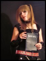 Misa Amane Preview by KazokuCosplay