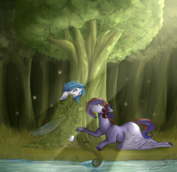 Comission-8 by saracentric