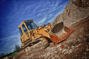 excavator hdr by rayxearl