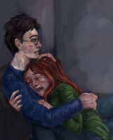 ginny and harry by liana-wood
