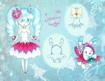 ~Winter Fairy~ Snow Miku 2015 by SpinkellaSapphire