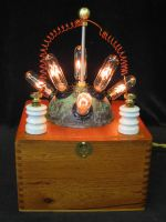 Diabolical Box 31 by steampunklighting