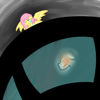 Death shuns upon. by TheBronyCorner