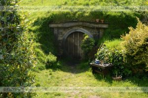A Modest Hobbit by FicktionPhotography