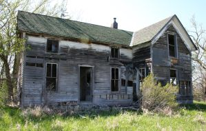Holton Abandoned House 39 by Falln-Stock