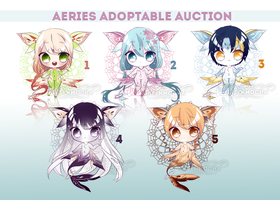 [OPEN] Aeries Auction by Isemiyaki